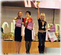 Конкурсные тренинги по моделированию ногтей в Москве - Студия Неил Кутюр
