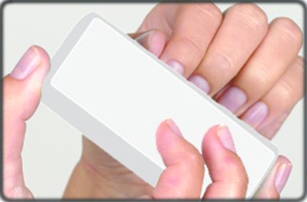 процедура укрепления ногтей гелем-лаком