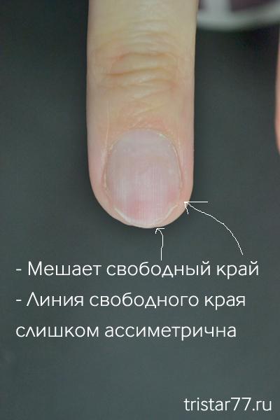 к наращиванию ногтей: